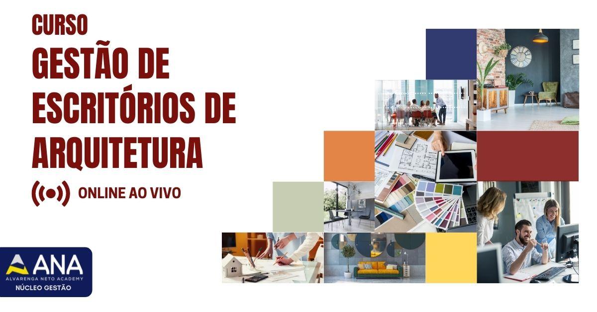 Curso de gestão de escritórios de arquitetura
