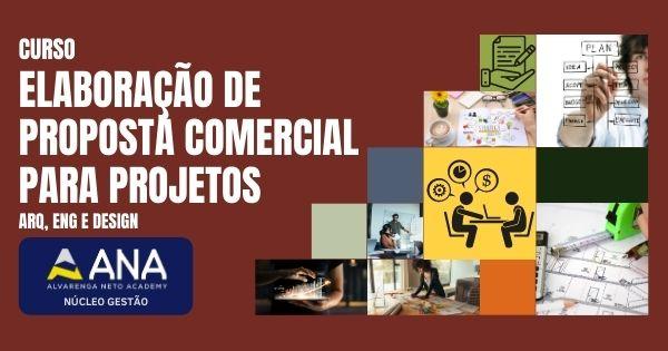 Curso de Proposta de Arquitetura, Engenharia e Design - Anacademy