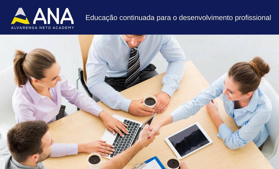 Curso Elaboração de Avaliação de Desempenho de Equipes; Elaboração de Avaliação de Desempenho de Equipes;