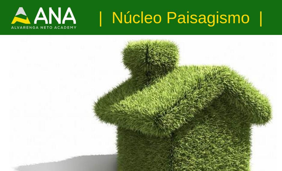 escola de paisagismo; curso de paisagismo sustentável