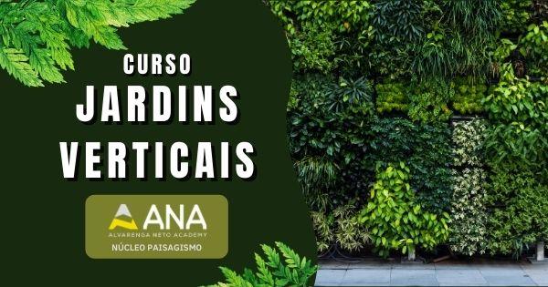 Curso de Jardim Vertical - Anacademy