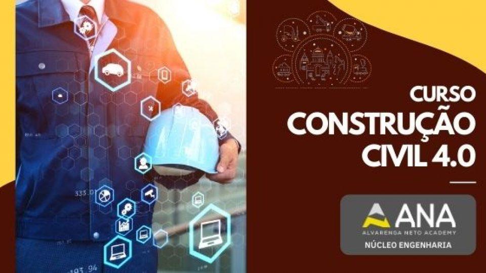 Curso Construção Civil 4.0