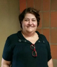 A Engenheira e Professora Fernanda Ramos Ferreira